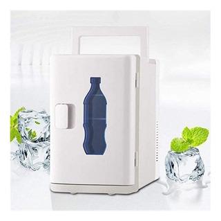Mini Geladeira Refrigerador Frigobar E Aquecedor Retro 220v