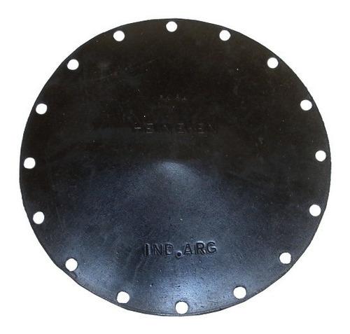 Imagen 1 de 1 de Diafragma 160 Mm Para Calefon Heineken 12 14 Litros Fan 440