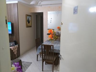 Apartamento Todo Mobiliado Com Noveis Planejados
