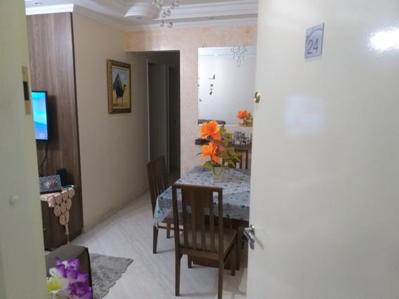 Apartamento Todo Mobiliado Com Moveis Planejados