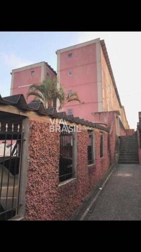 Apartamento Em Condomínio Padrão Para Venda No Bairro Santa Terezinha, 2 Dorm, 1 Vagas, 56 M - 604