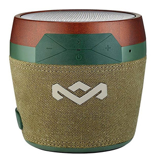 Parlante Bluetooth Chant Mini House Of Marley Portatil Bateria Interna Garantia Oficial