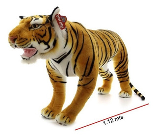 Tigre De Peluche Gigante De 112 Cm Phi Phi Toys
