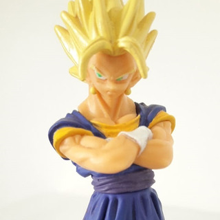 Vegetto Ssj Dragon Ball Hg 18 Bandai Original Churete