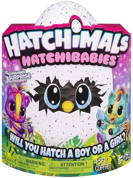 Hatchimals Hatchibabies - Surtido Ponette Mascota Virtual