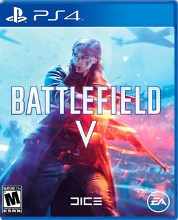 ..:: Battlefield V 5 Para Play Station 4 ::.. En Gamecenter