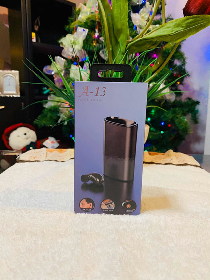 Audífono A13 3 En 1 Audífono/encender/pila De Respaldo