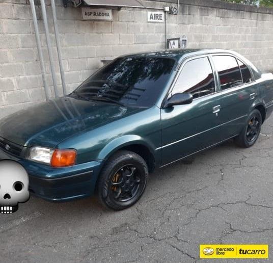 Toyota Tercel El 50l