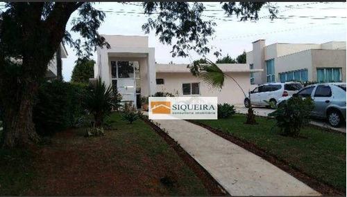 Casa Residencial À Venda, Condomínio Vivendas Do Lago, Sorocaba. - Ca0485