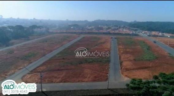 Terreno À Venda, 126 M² Por R$ 75.500,00 - Estados - Fazenda Rio Grande/pr - Te0087