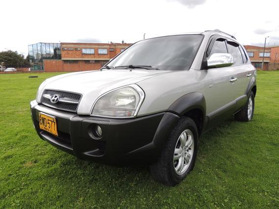 Hyundai Tucson 2.000cc 4x4 Mt Aa Abs Fe