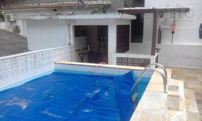 Casa Com 3 Dormitórios À Venda, 146 M² Por R$ 450.000 - Itararé - São Vicente/sp - Ca0350