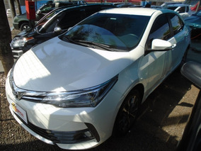 Toyota Corolla Altis 2.0 Branco 2018