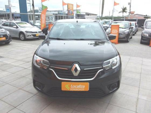 Renault Logan 1.6 16v Sce Flex Zen Manual