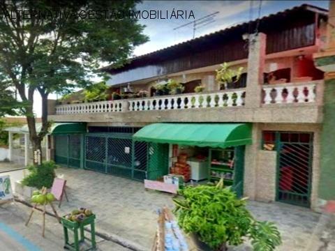 Casa Residencial Em Osasco - Sp, Quitaúna - Cav0704