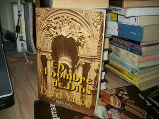 En El Nombre De Dios - David Yalop Muerte De Juan Pablo I