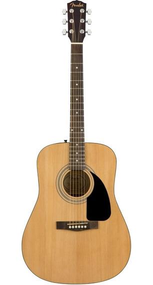 Fa-115 Fender Guitarra Acústica Y Funda