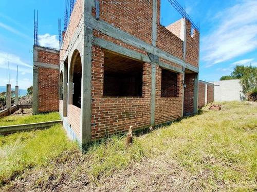 Terreno Con Construcción En Venta, Tepeapulco Hidalgo El Pedregal