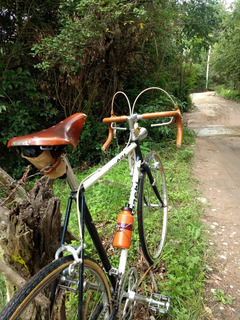 Bicicleta Bianchi Años 80 Original Carrera Media Sport