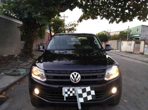 Volkswagen Amarok 2.0 S Cab. Dupla 4x4 4p 2012