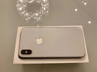 Vendo iPhone X 64gb, Silver