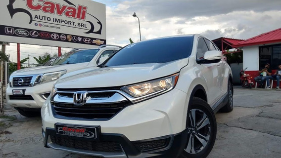 Honda Cr-v Blanca 2018