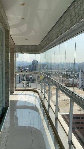 Apartamento À Venda, 300 M² Por R$ 3.200.000,00 - Jardim - Santo André/sp - Ap3345