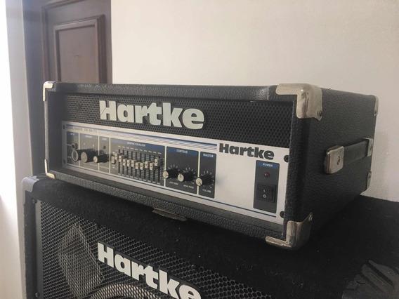 Caixa E Cabeçote Hartke Ha5500 Vx115