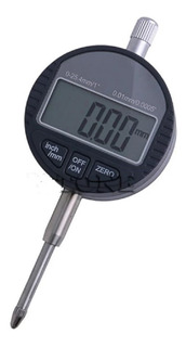 Relógio Comparador Digital 0-25.4mm 0,01mm + Saida De Dados
