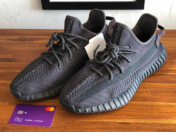 Tênis adidas Yeezy 350 Black
