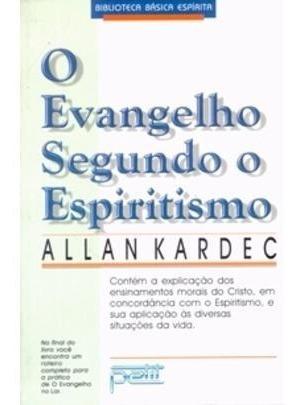 O Evangelho Segundo O Espiritismo (brochura)