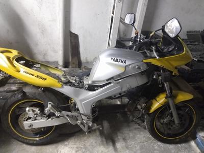 Yamaha Tdm 850 Sucata