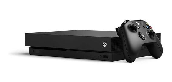 Consola Microsoft Xbox One X 1tb Hdr 4k /u