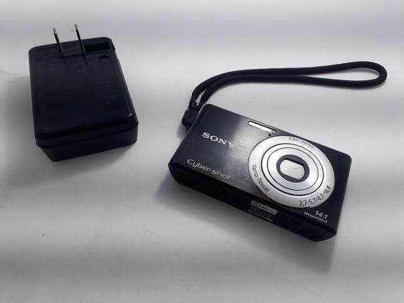 Câmera Digital Sony Cyber Shot W530 Mais Carregador