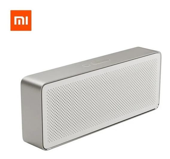 Caixa De Som Bluetooth Xiaomi Mi Branca - Pronta Entrega