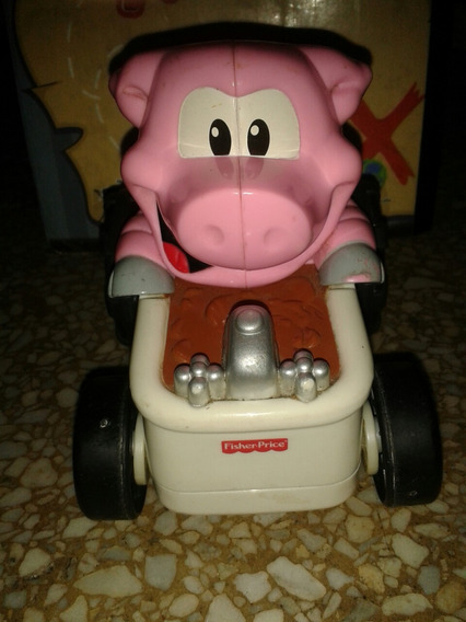 Juguete Fisher Price Carro Interactivo