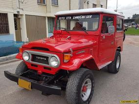 Toyota Fj Land Cruiser Fj 40