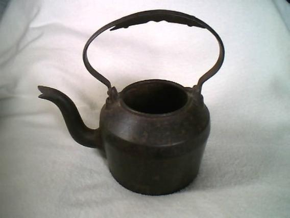 Chaleira De Ferro Antiga ( Made In England )