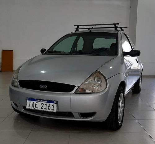 Ford Ka 1.6 Con Aire Y Dirección. Año 2008. Usd 6500