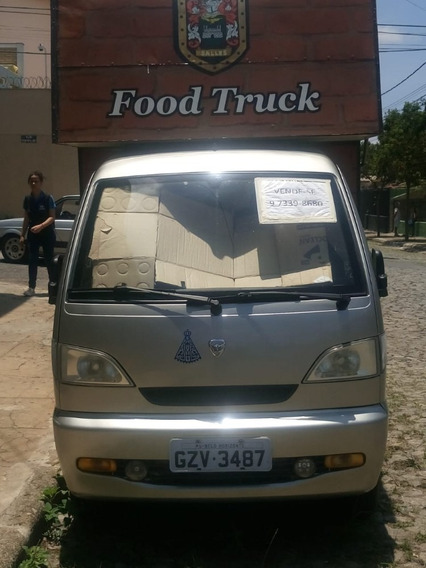 Food Truck Hafei Pickup 2010/2011 Á Vista R$ 30.000,00