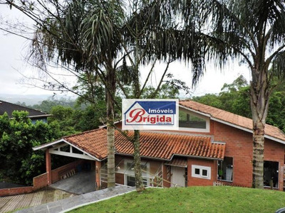 Casa Residencial À Venda, No Parque Das Artes. - Ca0037