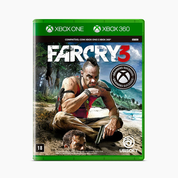 Far Cry 3 - Xbox 360/xbox One
