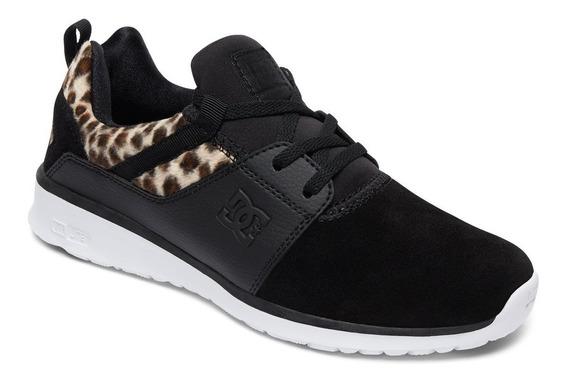 Zapatillas Dc Shoes Mod Dama Heathrow Se Animal!! Exclusivas