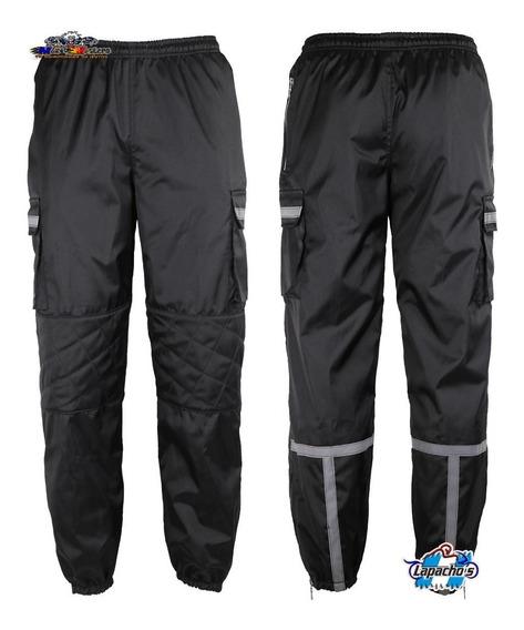 Pantalón Térmico Lapacho´s Para Motociclista - Maxmasters