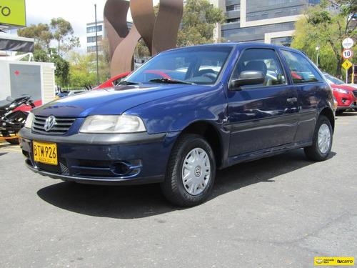Volkswagen Gol Plus Mt 1000