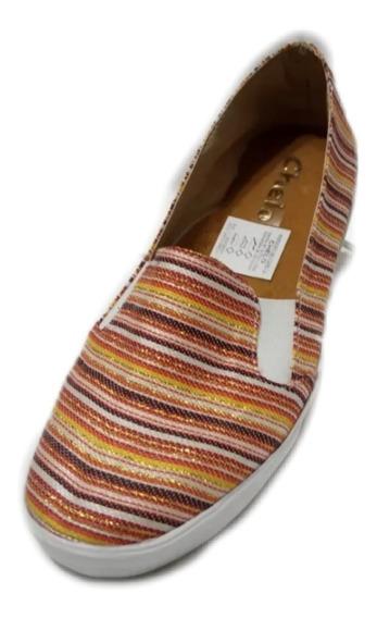 Zapatilla Zapato Tipo Vans Para Dama 35 Al 40 Somos Tienda