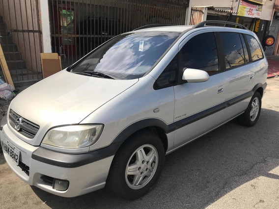 Chevrolet Zafira 2.0 Elegance Flex Power Aut. 5p 2005