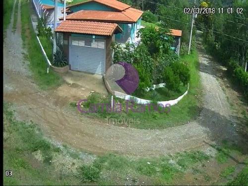 Imagem 1 de 17 de Chácara Com 2 Dormitórios À Venda, 850 M² - Recanto Alpina - Santa Isabel - Ch0034 - 68334477