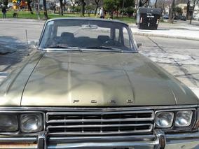 Ford Falcon Año 74