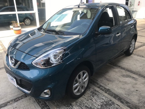 Gf Nissan March Advance 1.6 Man 2018